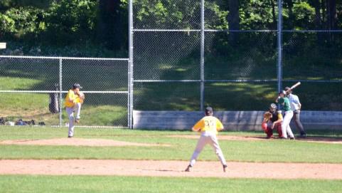 「少年野球にみる『勇気と思いやりのバランス』」