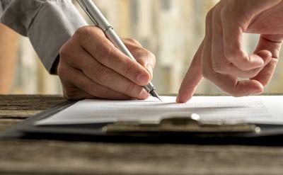 在留資格申請手続きの流れ