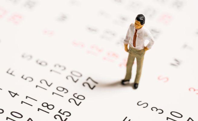人事向け:就職活動時期はいつまで?業界別、新卒採用活動期間の傾向